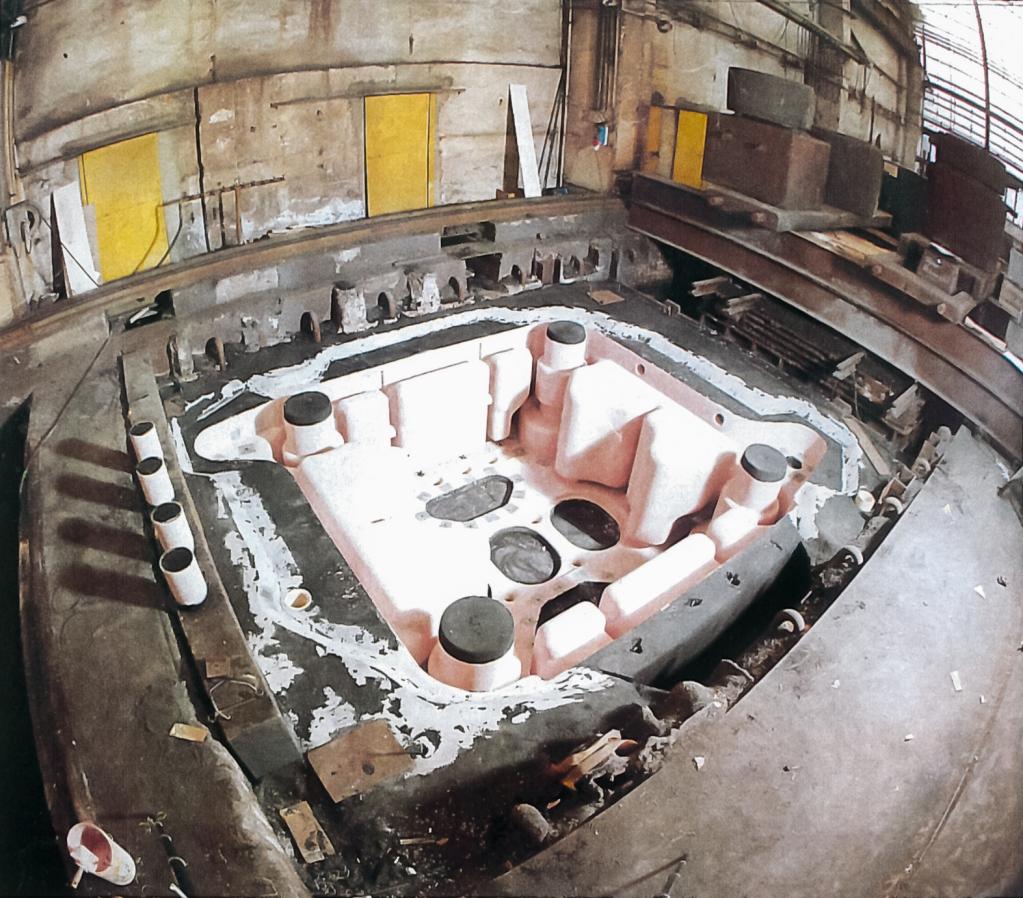 Anima Fusione massa 100 ton
